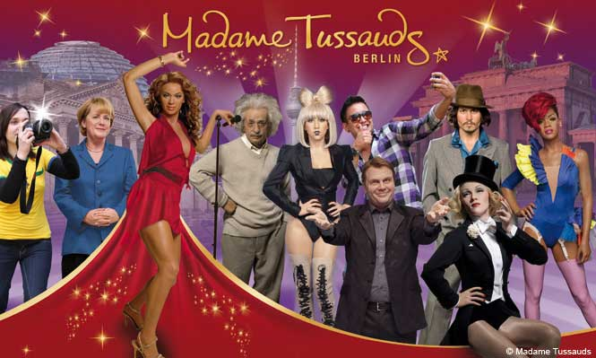 berlin madame tussaud 39 s v rosk rty k. Black Bedroom Furniture Sets. Home Design Ideas