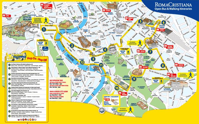 róma látnivalók térkép Roma OMNIA kártya | VÁROSKÁRTYÁK róma látnivalók térkép