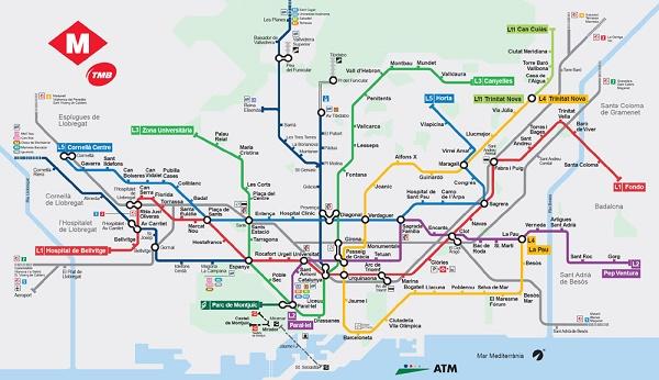 Párizs Metro Zóna Térkép