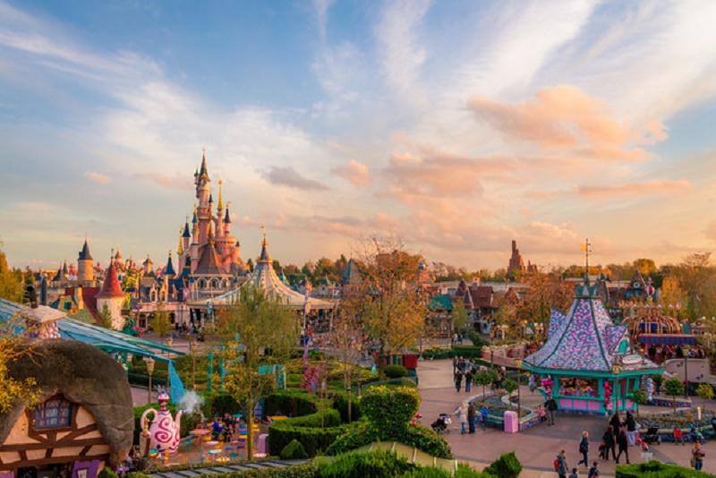 Franciaország Disneyland árak